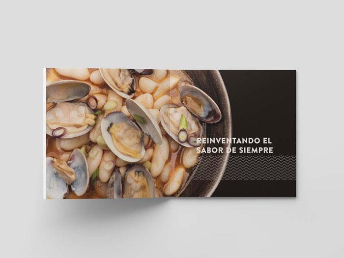 Agromar. Branding. Diseño editorial. Catálogo Claim