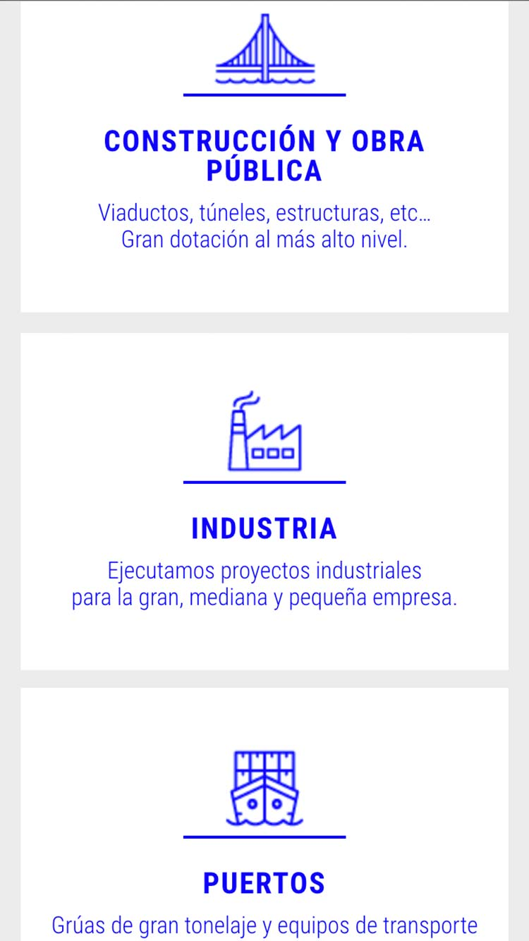 Grupo Roxu. Branding. Diseño web mobile 03